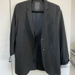 Aritzia Talula Dark Grey blazer - size 8